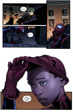 Ultimate Comics Spider-Man Vol 1 (by Brian Michael Bendis and Sara Pichelli)