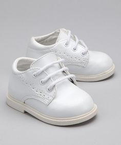White Dress Shoes For Toddler Boy