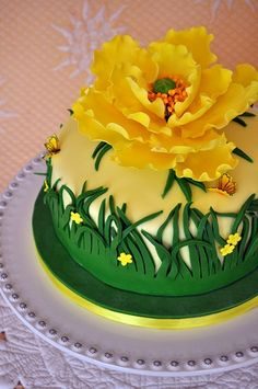 saboreando a vida Bolo de Aniversrio Especial Cakes to make