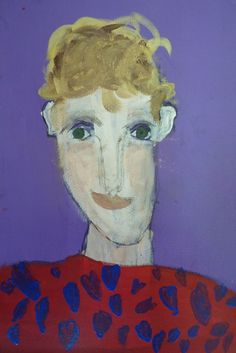 portret, boy 7 yearsold