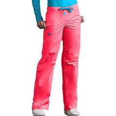 These featuring EZ Flex fabric that feels great and moves with you. Color featured here: Candy. Dental Life, Nurse Bag, Work Uniforms, Dental Assistant, Scrub Pants, Work Wear, Couture, Nursing Scrubs, My Style