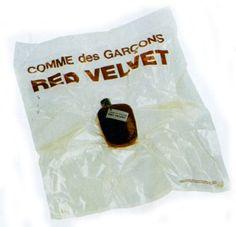 Comme des Garcons Parfum packaging by Glenn Kiernen at JKR.
