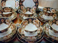 Vintage Royal Albert  Heirloom bone china 18 piece by RadarVintage, £230.00
