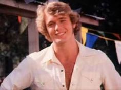John Schnieder starring in Dukes of Hazzards in the 70