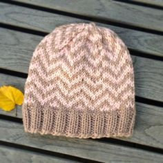 My first #beanie with #chevron #pattern ☀️ #knitted #knit #knitstagram #herbst #fall #autumn #mütze #hat #handknit #handmade #merino #merinowool #wolle #yarn #yarnporn #stricken #style #fashion #fallfashion #knit #knitting #knitwear #knitted #stricken #brown #rose #pink #beige #style #warm #cosy