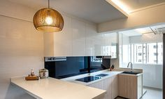 Zen Blend - 3-room HDB resale flat at Tampines Street 21 [On-Site Chronicles™] | RenoNation.sg™