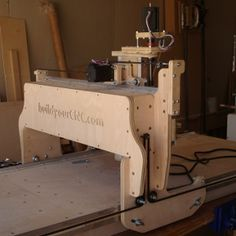Some great do-it-yourself CNC router kits for sale at: buildyourcnc.com!