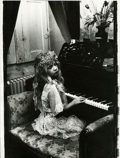 blueblackdream:  Irina Ionesco, Eva, ca. 1970s