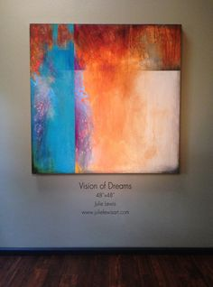 Julie Lewis Artist - Vision of Dreams
