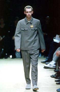 Comme des Garcons Homme Plus - StyleZeitgeist Comme Des Garcons, Fashion Details, Runway, Menswear, Suits, Formal, Boys, How To Wear, Clothes
