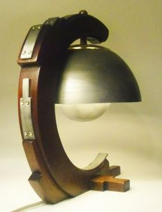 Mixing bowl lamp  Two quarts of light by mattjohnsondesigns, $325.00