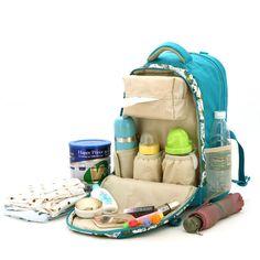 Baby Diaper Changing Backpack - Shoulder Bag Handbag - Tmache