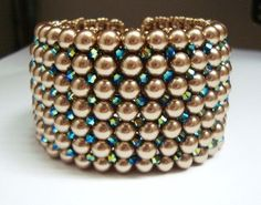 Hey, I found this really awesome Etsy listing at https://www.etsy.com/listing/111608227/pearlicious-cuff-tutorial