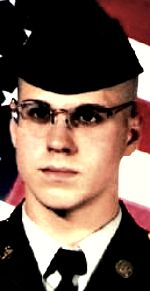 Army SGT Brad A. Wentz, 21, of Gladwin, Michigan. Died May 20, 2005, serving during Operation Iraqi Freedom. Assigned to 180th Transportation Company, U.S. Army Reserve, Muskegon, Michigan. Died of injuries sustained when an improvised explosive device detonated near his vehicle during combat convoy operations on a main supply route in Balad, Salah ad Din Province, Iraq.