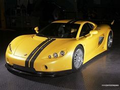 Ascari A10 650,000 dollars Speed 215mph