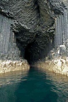 Fingal's Cave on the Isle of Staffa