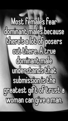 Sex words for submissives