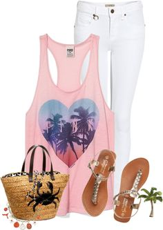 """Pink"" by cindycook10 on Polyvore"