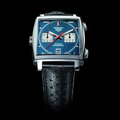 Tag Heuer Monaco Automatic Chronograph.