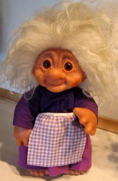 Old Trolls and dolls - www.damworld.dk