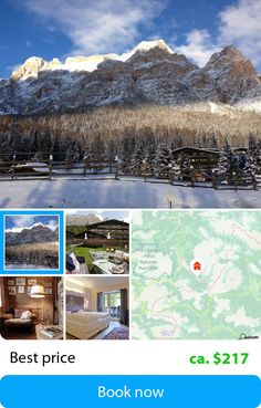 Ciasa Salares (Alta Badia, Italy) – Book this hotel at the cheapest price on sefibo.