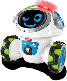 RoBo-Pet-Like-Toy-Learning-Activity-Baby-Developing-Play-Fun-Kids-Mood-Change-US