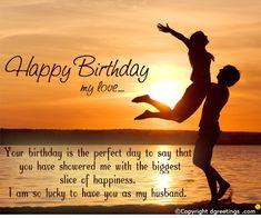 Dgreetings - Husband Birthday Card