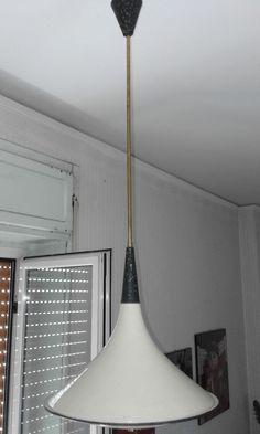 Lampe de bureau vintage années 60 70 design italien Stilnovo