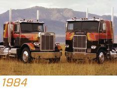 Freightliner Trucks: 70 Years of Innovation