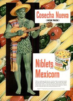 Niblets, 1950