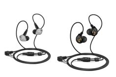 If you have a detailed ear for sound and are willing to spend big bucks there's good news for you. Sennheiser has launched high end In-Ear Monitors (IEMs) that dampen ambient sounds by 20db. Both IEMs have neo-dymium magnets and dynamic drivers with 16 Ohm impedance.