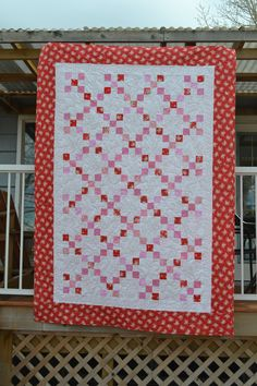 Twin Patchwork Quilted Bedding, Made To Order, Custom Twin Quilt Red Teapot, Twin Quilt Size, Pink Quilts, Custom Quilts, Quilt Bedding, How To Make Bed, Fabric Samples, Quilt Making, Handmade Gifts