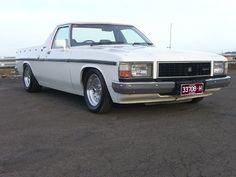 Holden WB Kingswood UTE