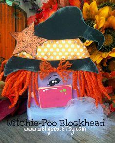 Witchie Poo Blockhead Kit