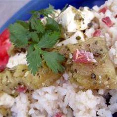 Thai Charred Eggplant with Tofu