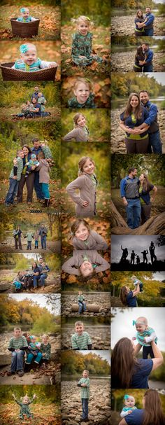 Winchester Virginia Family Photography. Family of Five Poses. Outdoor family portraits of family. www.kensiem.com | Northern Virginia Photographer