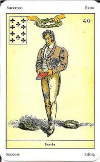 Sibilla Oracle (La Sibylle des Salons) Card Meanings – Golden Mousedeer Ace Of Hearts, Tarot Meanings, Remember The Name, Cartomancy, Good News, Meant To Be, Salons, Cards, Altar