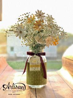 Delightful Daisy floral arrangement