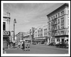 181st & St. Nich, 1950.