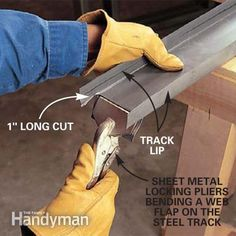 Using Steel Studs