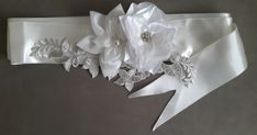 Baby Shower Sash Mommy to Be Sash bridal belt ivory satin,handmade flowers,champagne, wedding dress belt,Wing, Long Waist, Bride Gloves, Wedding Gloves, Wedding Belts, Bride Belt, Bridal Sash Belt, The Wedding Date, Free Wedding, Wedding Dress, Baby Shower Sash