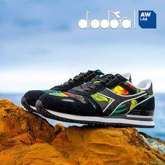 Diadora Titan Hawaii Diadora Titan, Diadora Sneakers, Surf, Hawaii, Kicks, Footwear, Boots, How To Wear, Instagram