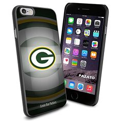 NFL Green Bay Packers Logo, Cool iPhone 6 Smartphone Case Cover Collector iphone TPU Rubber Case Black Phoneaholic http://www.amazon.com/dp/B00U7W71SA/ref=cm_sw_r_pi_dp_VxDnvb18N4AT4