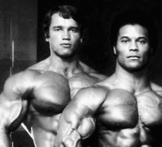 Arnold and Rick Wayne