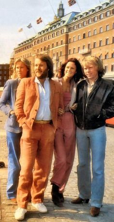 The most famous Eurovision winners ever: ABBA