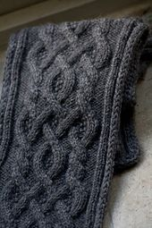 Ravelry: King Edward's Knot pattern by Ashley Knowlton