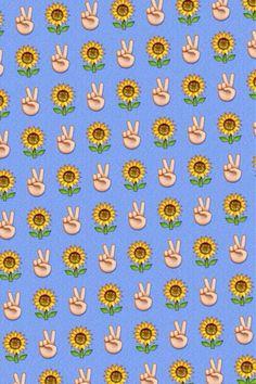 Emoji wallpaper background