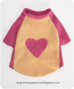 Free Dog Clothes Patterns: Dog Sweater Patterns and many more!