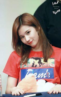 Sana-Twice 170608 강남 팬싸인회