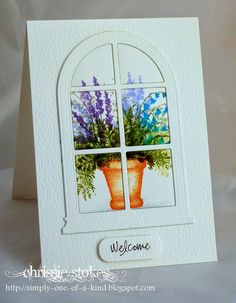 Simply One of a Kind: Watercolour